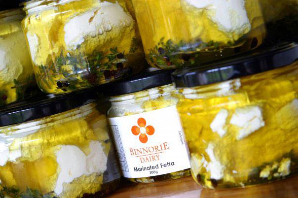 Binnorie Dairy Lovedale cheese