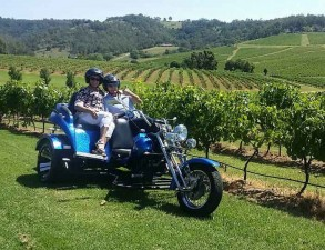 Hunter Trike & Motorbike Tours