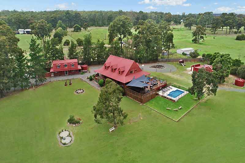 Hunter Valley Lodge