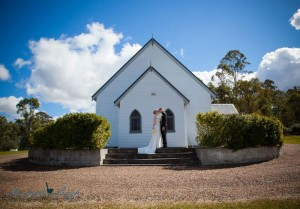 Lovedale Wedding Chapel and Reception